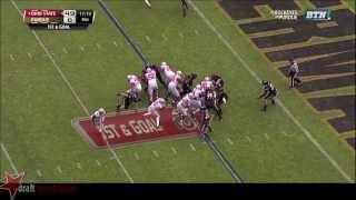 Bruce Gaston vs Ohio State (2013)