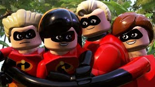 "Video LEGO THE INCREDIBLES Gameplay Walkthrough Chapter 11 ""Above Parr"" 1080p 60FPS MP3, 3GP, MP4, WEBM, AVI, FLV Oktober 2018"