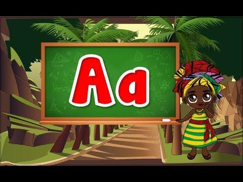 Twi for Kids: Twi Alphabet Lesson - Learn to Speak Twi