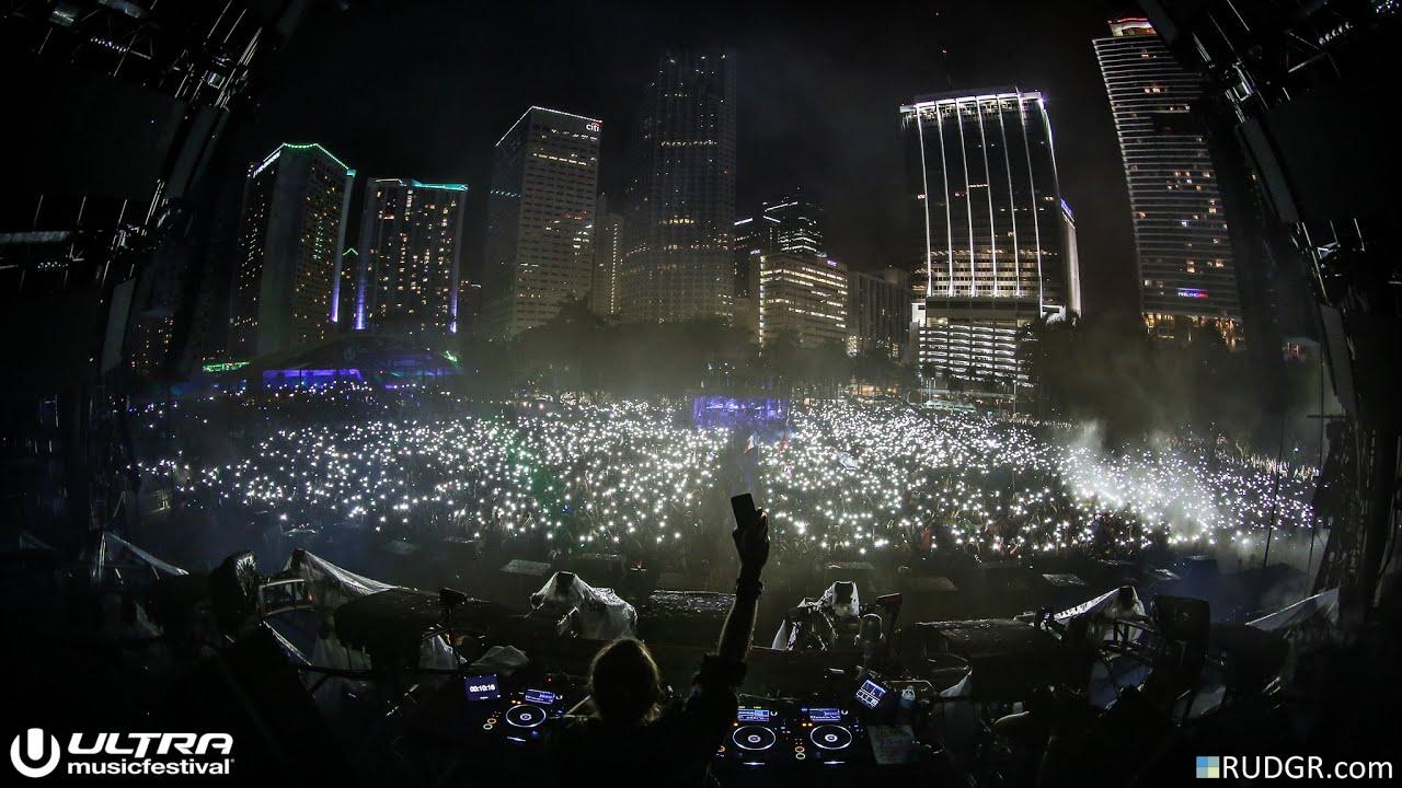 David Guetta - Live @ Ultra Music Festival Miami 2016, Main Stage