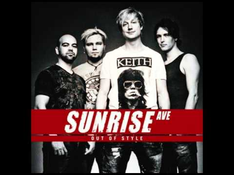 Sunrise Avenue - Out Of Tune lyrics