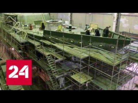 Средне-Невский судостроительный завод. Специальный репортаж