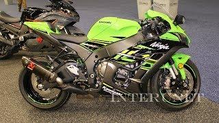 5. 2018 Kawasaki Ninja ZX-10R - new sport bike
