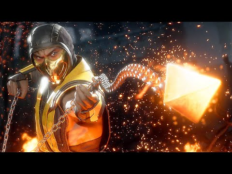 MORTAL KOMBAT Full Movie X & 9 All Cutscenes REMASTERED
