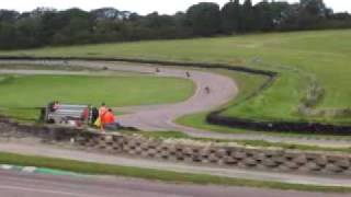 9. Kevin s Guzzi Special at Lydden