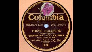 THREE SOLDIERS (Early 30's Italian Jazz-Dance Music)