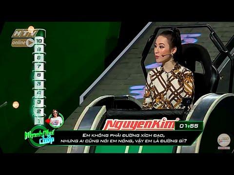 Angela Phương Trinh không hổ danh vào bán kết | NHANH NHƯ CHỚP | NNC #35 | 8/12/2018 - Thời lượng: 3:57.