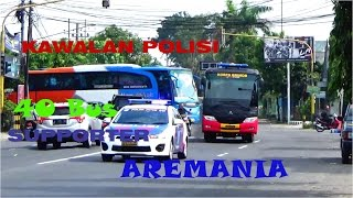 Video MANUVER 40 BIS !!! Rombongan Supporter AREMANIA menuju Bogor MP3, 3GP, MP4, WEBM, AVI, FLV September 2018