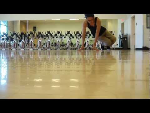 How to Breakdance:  Small Footwork Tutorial/Guide