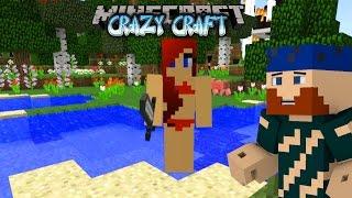 Minecraft   YesMen Crazy Craft   #5 MY NEW GIRLFRIEND