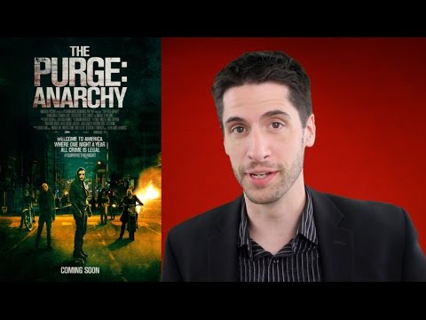 The Purge: Anarchy movie review