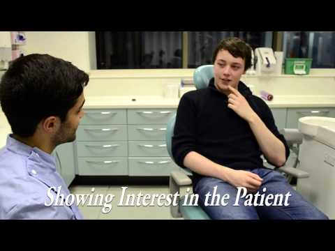 Communication in Dentistry - Short Film - King's College London