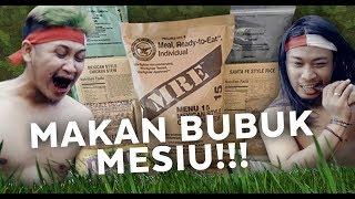 Video Nyobain Makan MRE di Medan Perang | Mati Penasaran #18 MP3, 3GP, MP4, WEBM, AVI, FLV Februari 2018