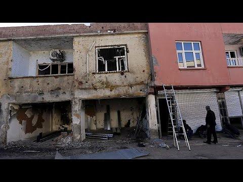 Τουρκία: Αυξάνονται οι νεκροί από τις συγκρούσεις μεταξύ δυνάμεων ασφαλείας και Κούρδων