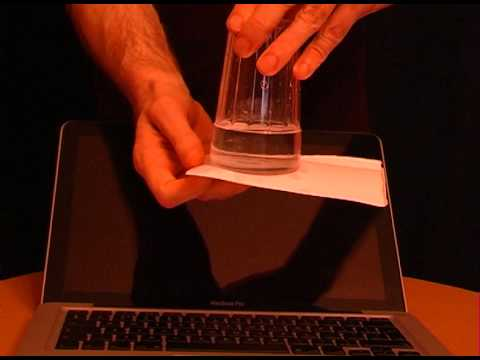 Amazing Levitation Science Stunt