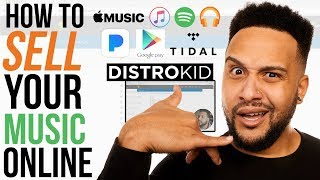 Video How To Sell Your Music On Spotify, Apple Music, Tidal (DistroKid Tutorial) MP3, 3GP, MP4, WEBM, AVI, FLV Februari 2019