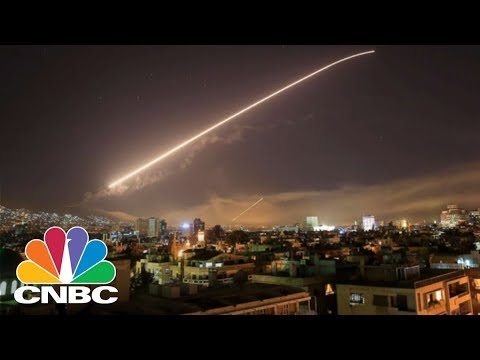 Syria Strikes: A Break Down Of The Missiles Used   CNBC