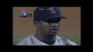 Boston Red Sox at New York Yankees 2000 05 28 Pedro Martinez vs Roger Clemens  PART 1