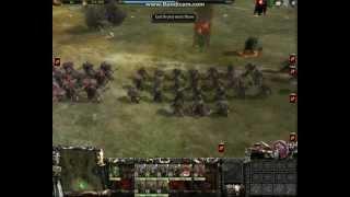 Warhammer: Mark of Chaos videosu