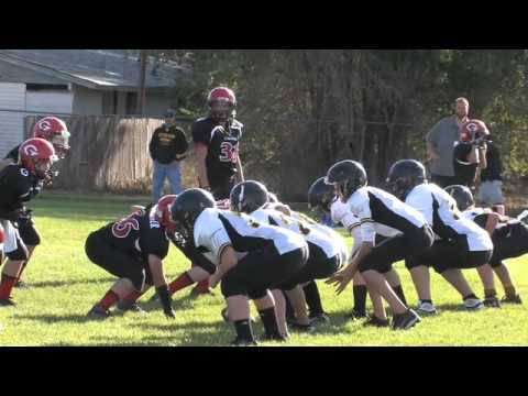 2012 Grantsville Midget Red – Game 1 vs. Cottonwood