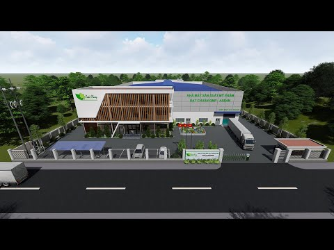 Dự án Nhà máy mỹ phẩm Thái Hương tiêu chuẩn CGMP ASEAN