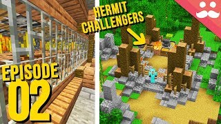 Hermitcraft 7: Episode 2 - FARMS and Hermit Challenging