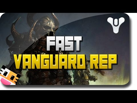 LOOT!!! - This Destiny tutorial will show you how to get fast Vanguard rank and easy Vanguard marks. if you liked this Destiny fast Vanguard rank and easy Vanguard marks video, leave a like below. If...
