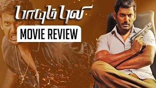Paayum Puli Movie Review Kollywood News 04/09/2015 Tamil Cinema Online