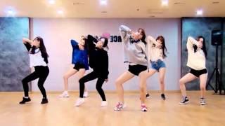 Video GFRIEND - Rough - mirrored dance practice video - 여자친구 시간을 달려서 MP3, 3GP, MP4, WEBM, AVI, FLV September 2017