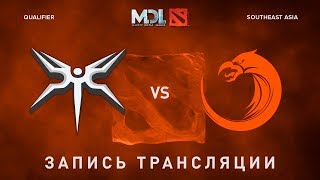 Mineski vs TnC, MDL SEA, game 3 [Maelstorm, Inmate]