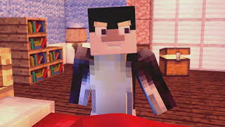 WHO'S YOUR DADDY? Baby Godfather Animated! (Minecraft Animation)