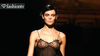 Models - Kinga Rajzak - Top Model On The Spring 2012 Fashion Week Runways | FashionTV - FTV