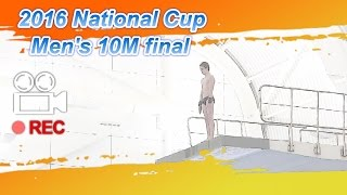 All the dives from the final of the men's 10 metre final. Who will win the GB number two spot?