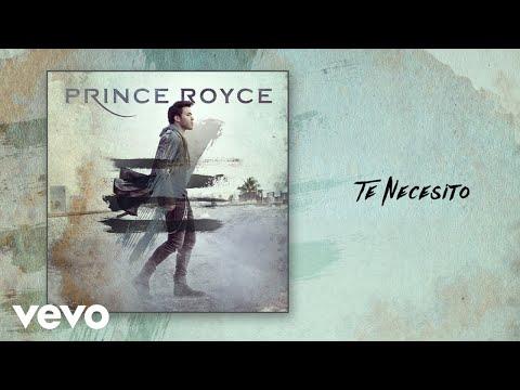 Letra Te Necesito Prince Royce