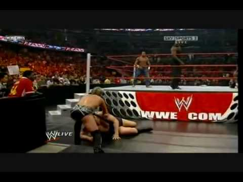 Shaquille O'neal vs Big Show on Raw [HD]