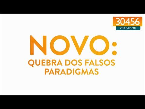 Novo: quebra dos falsos paradigmas
