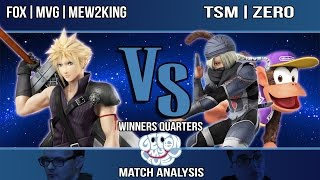 In-depth Analysis of M2K vs ZeRo GOML 2016