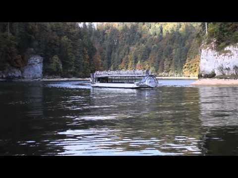 Un mercredi d'octobre sur les Bassins du Doubs