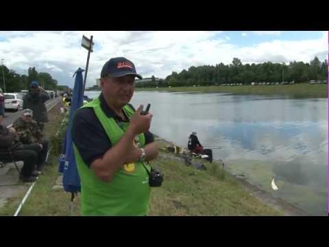 World Feeder Fishing Championships 2012 – Gent (HD VIDEO)