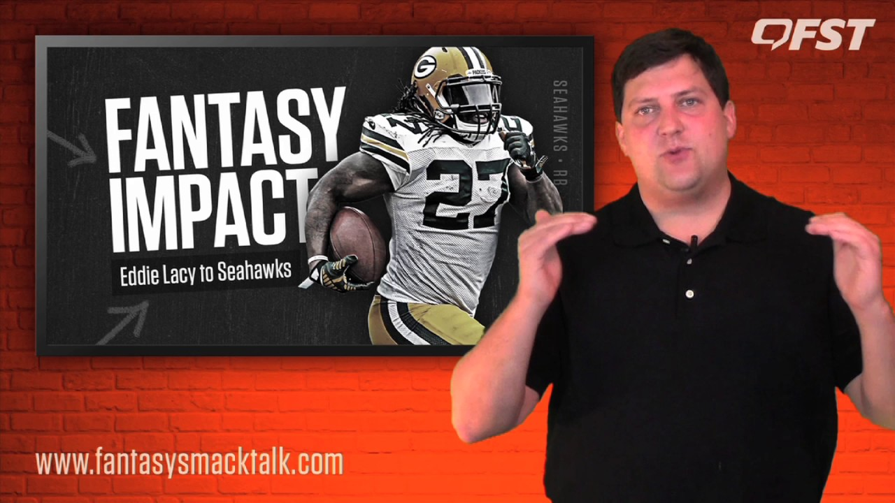 Fantasy Impact of the Eddie Lacy Signing thumbnail