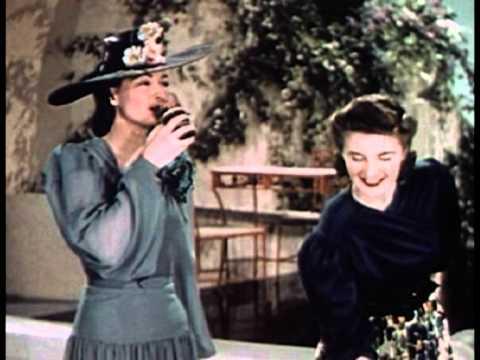 Vintage 1940's Fashion – Summer Dresses