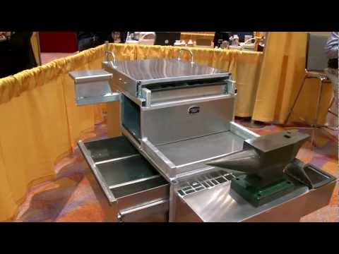 2013 IHCS (Trade Show): SomerSong's Portable Tool Table