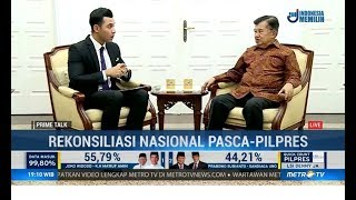 Video JK Bicara Rekonsiliasi Nasional Pasca-Pilpres 2019 MP3, 3GP, MP4, WEBM, AVI, FLV April 2019