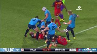 Bulls v Stormers Rd.13 2016 | Super Rugby Video Highlights