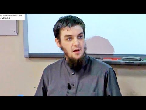 The Speech Of The Prophet (ﷺ) & His Manners In Dealing With Others - Session 3 Of 7 - Tim Humble