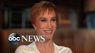 Video 'I just won't go down': Kathy Griffin on making her comeback after Trump scandal MP3, 3GP, MP4, WEBM, AVI, FLV Juli 2018