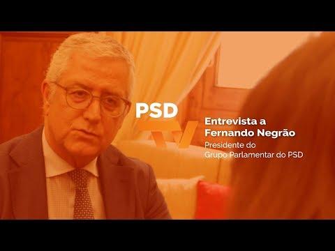 Entrevista a Fernando Negrão: