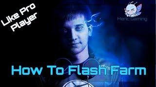 Video How To Flash Farm Like Pro Players MP3, 3GP, MP4, WEBM, AVI, FLV Juli 2018