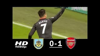 Nonton Arsenal Vs Burnley 1 0 All Goals   Highlights 26 11 2017 Film Subtitle Indonesia Streaming Movie Download