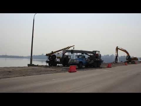 Что происходит на Новом мосту и как продвигаются ремонтные работы